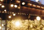 Hôtel Haïfa - Garden Hotel-4