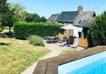 Location vacances Louvigné-du-Désert - Apple Cottage with Swimming Pool-1