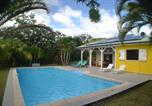 Location vacances Le Diamant - Holiday home Habitation Jacqua-1