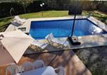 Location vacances Cassà de la Selva - Villas Cosette - Villa Martina-4