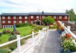 Hôtel Rättvik - Villa Långbers-3