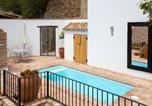Location vacances Jayena - Idyllic Spanish village home, stunning views, private pool-1