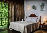 Hôtel Jamaïque - Secret Cabins at Firefly Beach Cottage-3