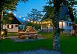 Hôtel Plitvička Jezera - B&B Plitvice Holiday Lodge-1