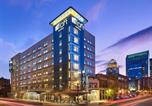 Hôtel Louisville - Aloft Louisville Downtown-1