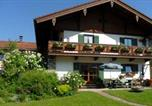 Location vacances Inzell - Pension mit Bergblick in Inzell-3