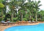 Hôtel Moshi - Chanya Lodge-3