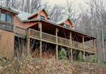 Location vacances Bridgeport - Friend`s Mountain Retreat-1