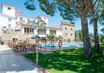 Hôtel l'Escala - Hotel Castell Blanc-1
