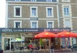 Hôtel Saint-Malo - Hotel La Cote d'Emeraude-2