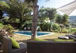 Location vacances Santa Cristina d'Aro - Roca de Malvet Villa Sleeps 6 Pool Wifi-2