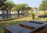Hôtel Cambodge - Bohemiaz Resort and Spa Kampot.-4
