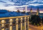 Hôtel Tallinn - Hotel Palace by Tallinnhotels-1