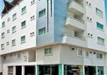 Hôtel Bucaramanga - Hotel Buena Vista Express-4