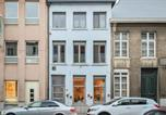 Location vacances Béguinages flamands - Four-Bedroom Holiday Home in Mechelen-4