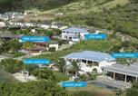 Camping avec Accès direct plage Guadeloupe - Villa Coccinelle-2