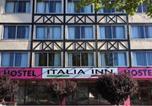 Hôtel San Carlos de Bariloche - Italia Inn Hostel-2