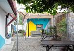 Hôtel Honduras - La Hamaca Hostel-3