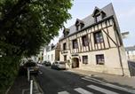 Hôtel Mosnes - Hôtel Le Blason-1