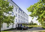 Hôtel Essen - Ibis Budget Essen Nord-2