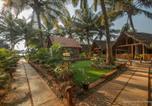 Hôtel Canacona - Agonda Shell Beach Resort-2