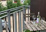 Hôtel Balatonfüred - Bilberry Apartman-1