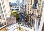 Location vacances  Seine-Maritime - Charming city center flat-1