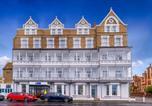 Hôtel Dover - Comfort Inn Ramsgate-1