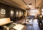 Hôtel Japon - Hostel Hangout Namba Nipponbashi-2