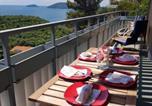 Location vacances  Province de La Spezia - Mysa Properties - Terrazza sul mare Lerici-1
