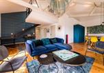 Location vacances Biarritz - Design Duplex Apartment in Biarritz Center-2