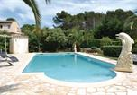 Location vacances Auribeau-sur-Siagne - Holiday home Peymeinade Ab-1531-2