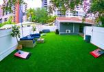 Location vacances Fort Lauderdale - Las Olas Fabulous 4 Bedroom with Hot tube near the beach-1