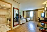 Hôtel Curitiba - Transamerica Prime Batel Curitiba-4