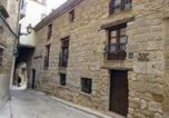 Location vacances Lledó - Casa rural con mucho encanto en un entorno mágico-2