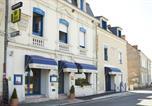 Hôtel Bécon-les-Granits - Auberge de la Loire-1