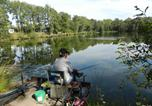 Camping  Acceptant les animaux Belgique - Camping Baalse Hei-2