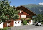 Location vacances Schruns - Comfortable Apartment near Ski Area in Tschagguns-1