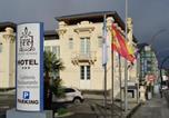 Hôtel Vilalba - Hotel Villa De Betanzos-1