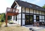 Location vacances Frankenau - Modern Apartment in Hesse by the Forest-1