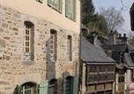 Hôtel Dinan - Chambres d'hôtes Logis Du Jerzual-1