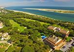 Hôtel Huelva - Hotel Nuevo Portil Golf-4