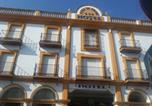 Hôtel Arcos de la Frontera - Hotel Peña de Arcos