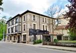 Hôtel Prases - Hotel Termas de Liérganes-1