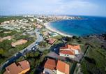 Location vacances  Province de Carbonia-Iglesias - La Baia Casa Vacanze-4