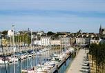 Location vacances Vannes - Grand T2 Port de Vannes, vue sur jardin-3