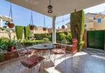 Location vacances Cijuela - Chalet acogedor con piscina muy cerca de Granada-1