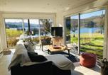 Superbe maison au pied du lac