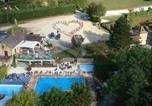 Camping avec Piscine Marcillac-Saint-Quentin - Camping Le Pigeonnier-1