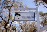 Hôtel Dubbo - Rosewood Cottage-1